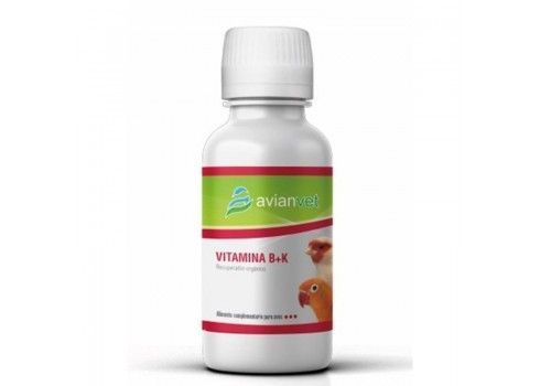 VITAMIN B+K AVIANVET 100 ML