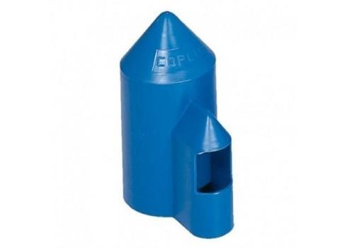 Buveur pour des pigeons Chapelle de Copele 2,5 lt bleu