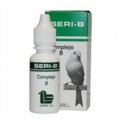 Seri-B B Complex Latac 60 ml