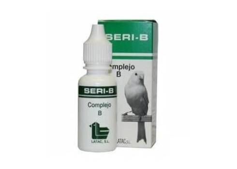 Seri-B Complejo B Latac 60 ml