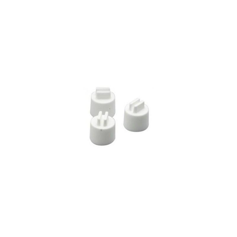 TERMINAL RONDE de 10 mm pour les cavaliers externes