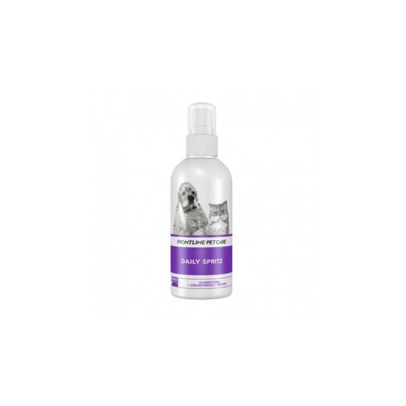 FRONTLINE SPRAY is a HYDRATING, DAILY USE 200ml
