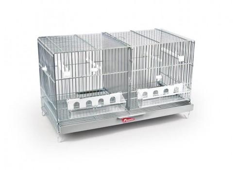 Cage d'élevage de 60 nova cl zn