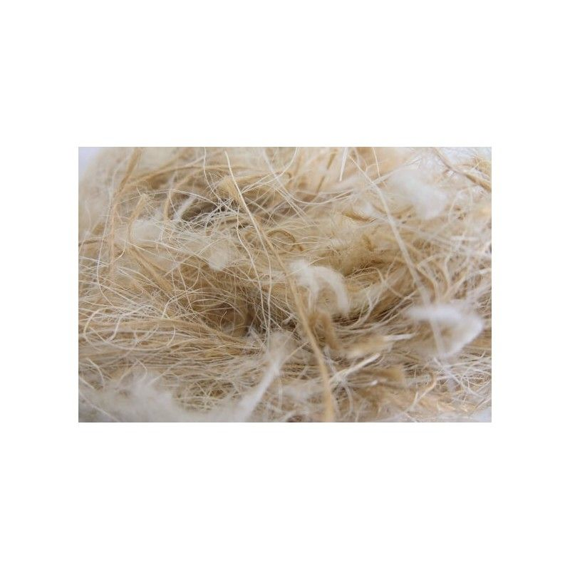 Sisal, hair, juta and cotton 500 gr bunk bed for rodents