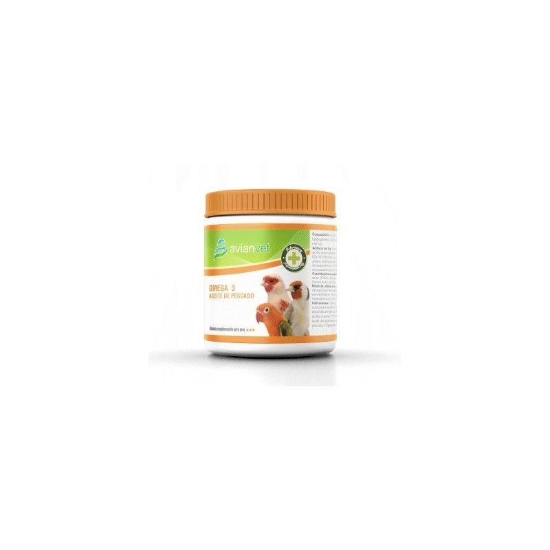 Omega 3 Avianvet 125 gr (fish Oil)
