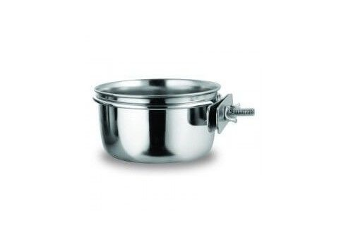 Feeder stainless steel. with support 800 ml Copele