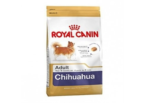 Royal Canin Chihuahua adult 1.5 kg + 3 packs of wet food gift