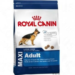 Royal Canin Maxi adult 15 kg + 2 kg free