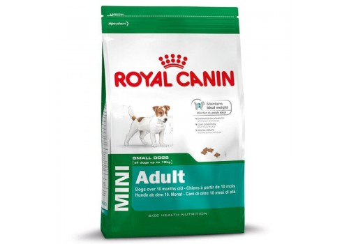 Royal Canin Mini Adulte de + de 8 mois, 8 kg