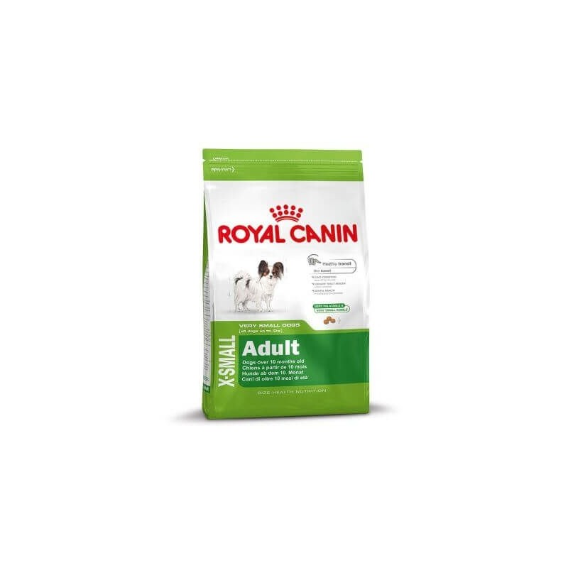 Royal Canin X-Small Adulte 500 gr