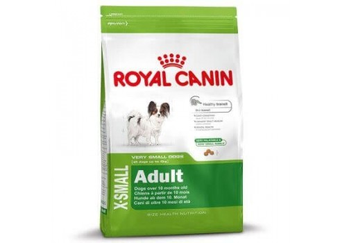 Royal Canin X-Small Adulto 500 gr