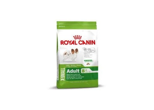 Royal Canin X-Small Adulte 8+ 500 gr