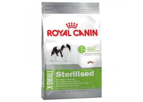 Royal Canin X-Small Sterilised 1.5 kg