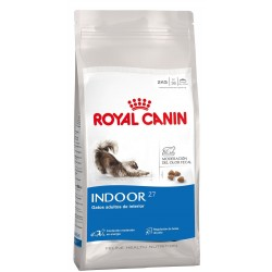 Royal Canin gatos Indoor 27 400 gr