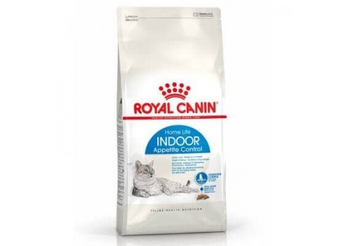 Royal Canin gatos Indoor Appetite Control 400 gr