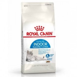 Royal Canin gatos Indoor Appetite Control 4 kg