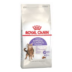 Royal Canin Gatos Appetite Control Sterilised 400 gr