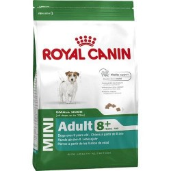 Royal Canin Adult 8+ Mini, 4 kg