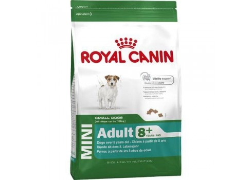 Royal Canin Adulte 8+ Mini, 2 kg