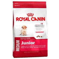 Royal Canin Medium Junior 4 kg