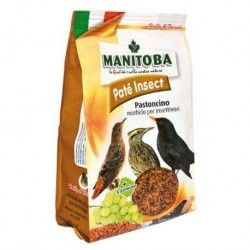 Pate d'Insectes Manitoba 400 grammes