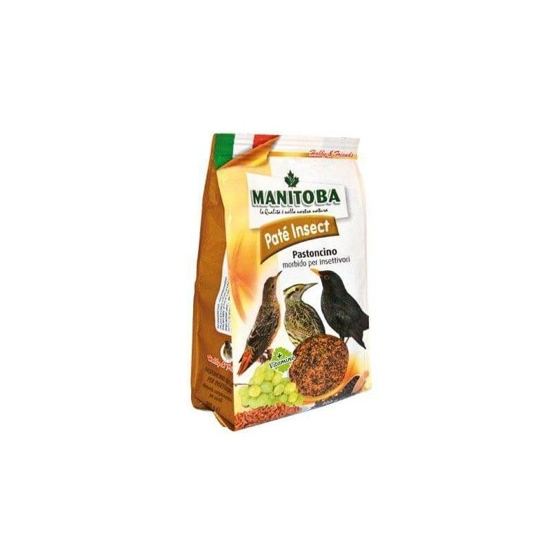 Pate Insect Manitoba 400 grams