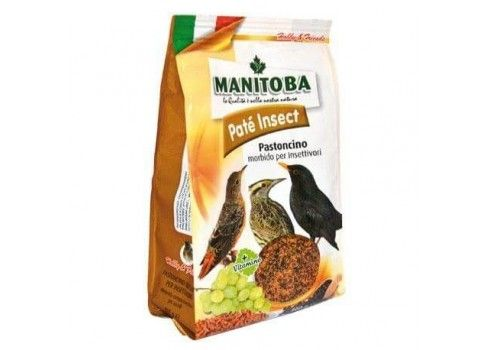 Pate Insect Manitoba 400 grams