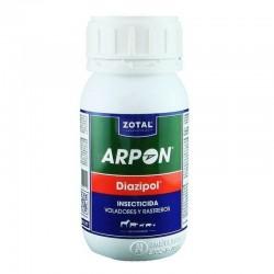 Insecticide Harpon Diazipol, pour le vol et l'analyse de 250 ml.