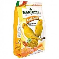 Pâtes jaunes Manitoba morbide Pate Gold 400 gr