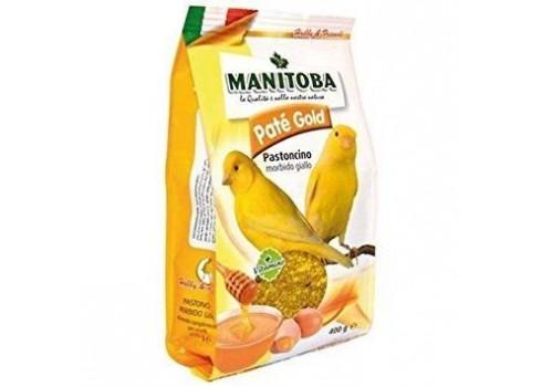 Pasta Yellow Manitoba morbid Pate Gold 400 gr