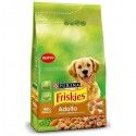 Friskies adult with poultry and vegetables bag 3 kg