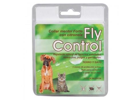 Collar mentolado para perros y gatos FLY CONTROL