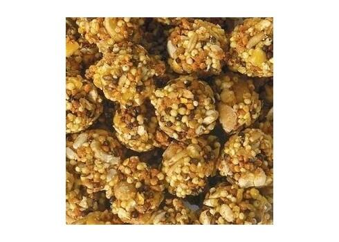 Nourriture complète pour lots moyens et grands NUTRI BERRIES CLASSIC 340 gr