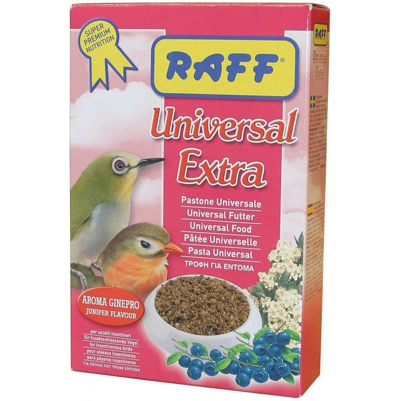 Paste universal with aroma of juniper RAFF UNIVERSAL EXTRA 1 kg