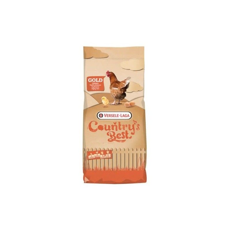 Complete food for laying hens GOLD 4 MASH VERSELE LAGA 22 kg