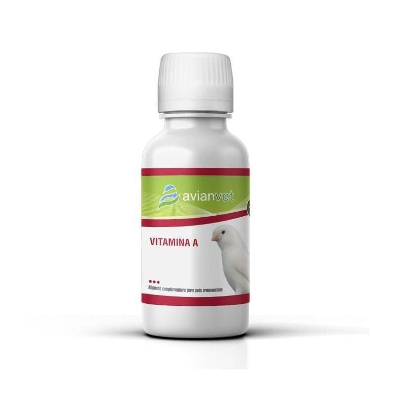 Vitamna A líquida AVIANVET 100 ml