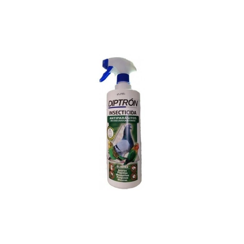 Insecticide antiparásitos for birds DIPTRON 1 litre