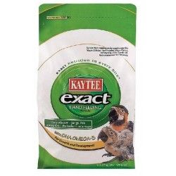 Porridge for cira handbook of macaws KAYTEE EXACT 2.3 kg