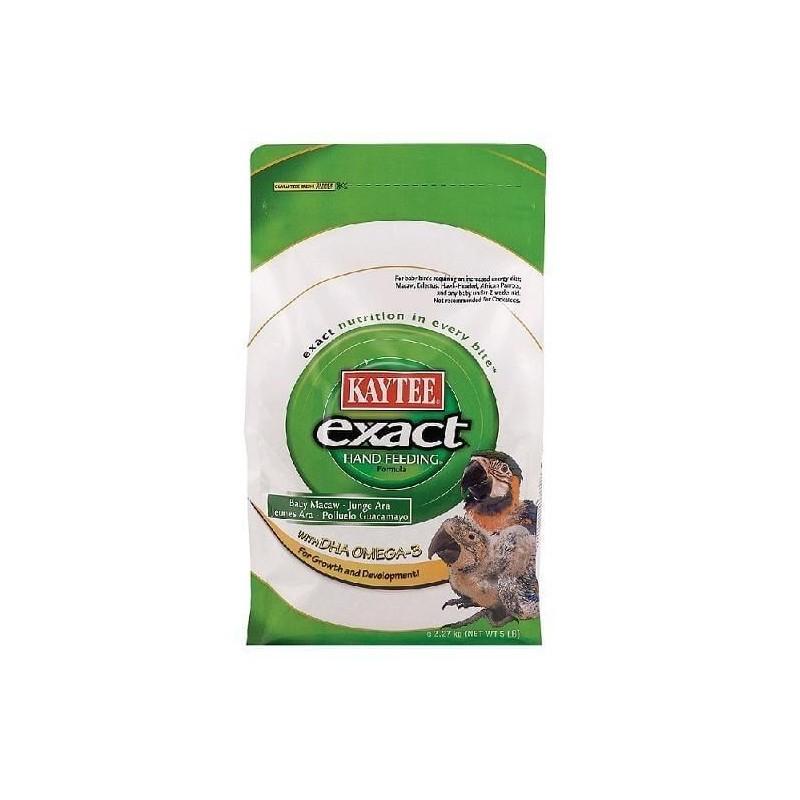 Porridge for cira handbook of macaws KAYTEE EXACT 2.3 kg