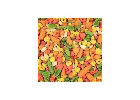 I think multifruta for small parrots KAYTEE EXACT RAINBOW 397 grams