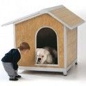Doghouse to dog COPELE 118x108x109