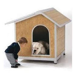 Caseta para perro COPELE 118x108x109