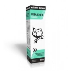 Suplemento vitaminico-mineral for birds VITA E + SELENIUM AVIZOON 30 ml