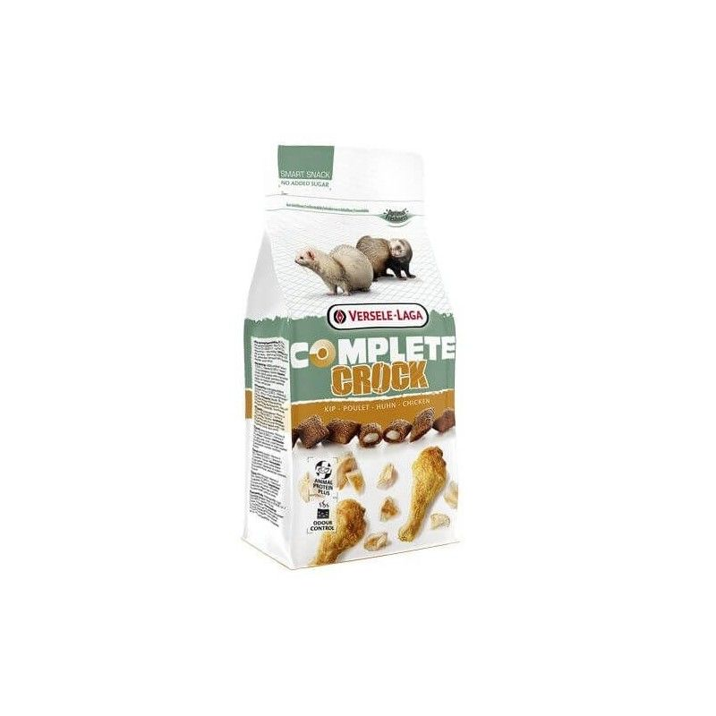 Alimento complementario para hurones COMPLETE VERSELE LAGA POLLO 50 gr.