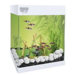 Aquarium de l'ACI KIT NANO AQUALED 10 LITRES
