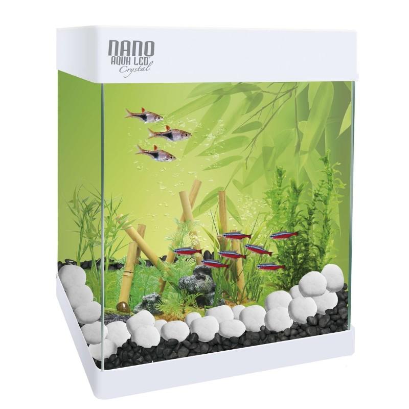 Aquarium ICA KIT NANO AQUALED 10 LITRES