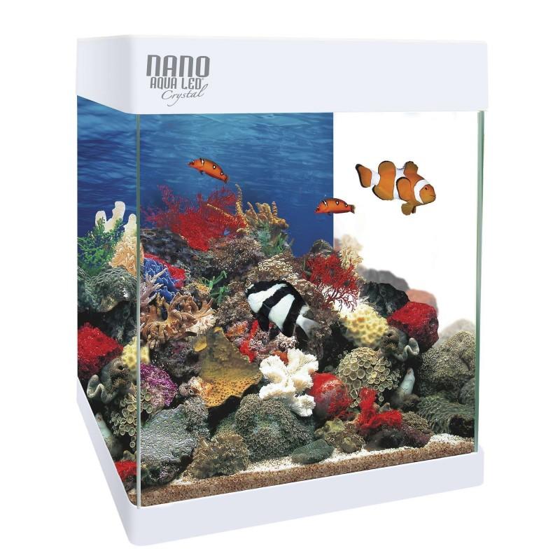 Aquarium ICA KIT NANO AQUALED 20 LITRES