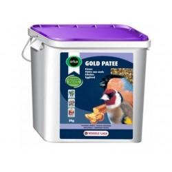 Pasta de cría para aves silvestres GOLD PATEE ORLIX VERSELE LAGA 5 kg.