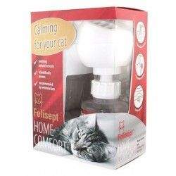 Calming for cats FELISEPT HOME CONTROL SPRAY SET WITH DIFFUSER