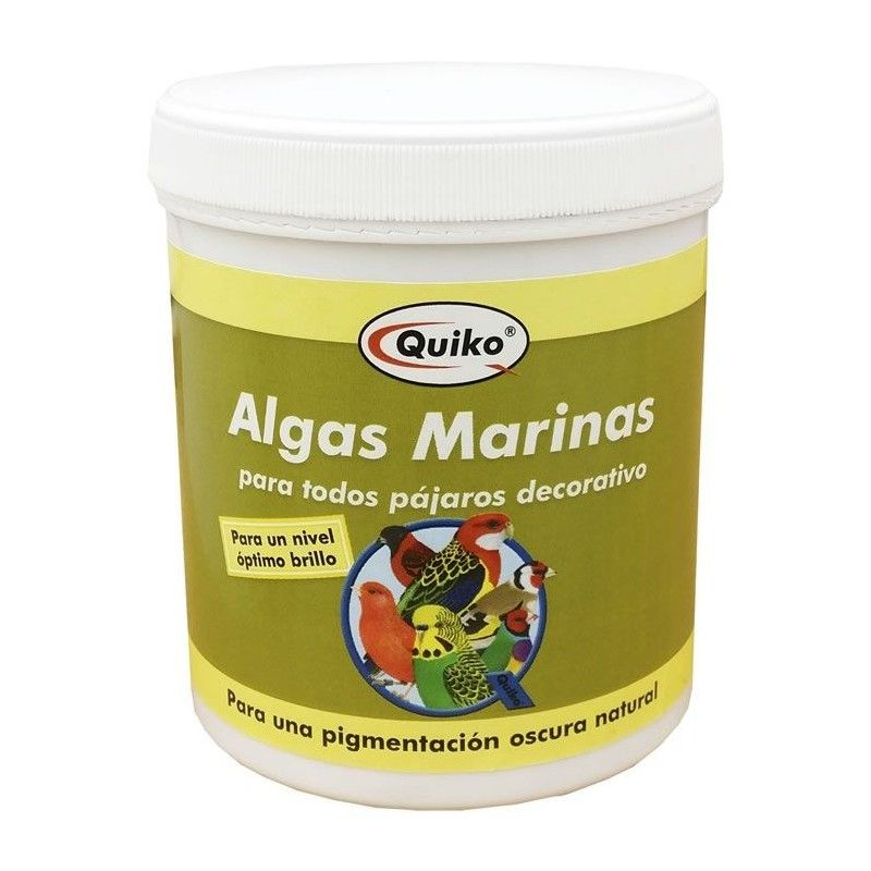 Natural coloring for birds AALGAS MARIINAS QUIKO 400 gr